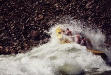 Whitewater Adrenaline! / Get your adrenaline pumping just by viewing these pictures and videos! WOW! Could there be anything more profound, stupendously frightening and AWEsome than rafting whitewater?!