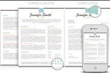 CV Word Templates / CV Templates - Microsoft Word