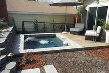 Custom Cascades Fountain & Pond Scapes