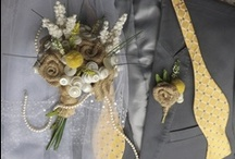 Eastern Shore Bouquets / Handmade Wedding Bouquets, Boutonnieres, and Centerpieces for every occasion