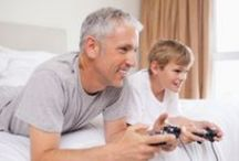 Positives of Video Games for Kids / Video games may not be such an evil thing as we all tend to believe.  Research shows there are considerable benefits to video game playing after all.