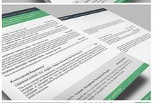ResumeWay / ResumeWay.com - Premium line of Resume & Cover Letter templates. Editable in Microsft Word and iWork Pages