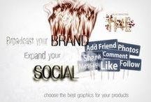 H4L ART / @H4L ART GRAPHICS - cktdstudio.wix.com/h4lart - Broadcast Your Brand