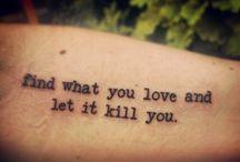 Tattoo Ideas ❤️ / by Iesha Corona