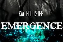 Emergence / (NaNoWriMo 2014)  In Bone's world, even the trees will kill you.  Bone has spent her entire life underground, as all young tree imps do.  But her Emergence is fast approaching--the day when she will see the light of day for the first time and learn to live aboveground.  Will she survive? / by Camille Kay Hollister