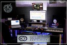 CKTD STUDIO / CKTD STUDIO: Studio di produzione e post-produzione audio - parte del Gruppo ©Exabyte Records (Label)