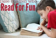 Reading & Books for Kids / Children book lists, read alouds, tips about reading for and to kids.