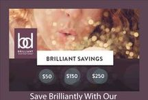 Brilliant Distinctions / Have you heard about our Brilliant Distinctions rebate program? Limited vouchers available! Contact us for details!