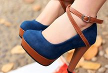 ~Chic shoes~ / The world is full of so many shoes, at least in only own a few.
