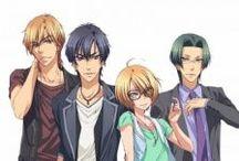 MEN - Anime