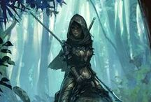 WOMAN - Fantasy
