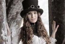 WOMAN - Steampunk