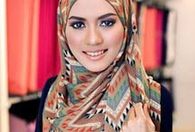 Hijab Fashion Muslim / Moda Islam