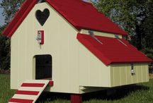 ~Fairy-Tale chicken houses~ / Pretty chicken houses