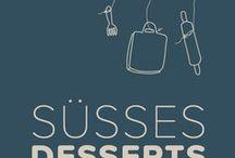 SÜSSES / Meine Sammlung von Pura Paleo Rezepten für gesunde und leckere Nachtische / Desserts. Lass dich von meinen Laktosefreien, Zuckerfreien und Glutenfreien 'sweat treats' inspirieren.