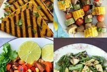 Vegan Grilling and BBQs / Vegan grilling, BBQs and vegan recipes for summer!
