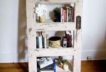 Repurposing: Old to New / Find excellent repurposing projects that use vintage and other household items. Go from old to new in just a few steps. #DIY #reuse #repurpose #NWR