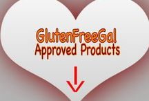 PRODUCTS I LOVE / Food, Beauty, Health / by GlutenFreeGal Kirsten Berman