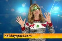 Holiday Specs / holiday specs, 3d glasses, www.holidayspecs.com