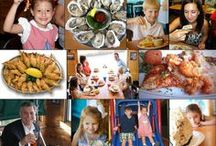 Family Fun / Experience the Original Oyster House!