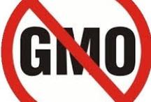 NO GMO's / by GlutenFreeGal Kirsten Berman
