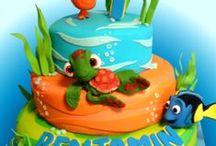 1 st Birthday Cake  / by cristiana Burdie de Polanco
