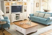 Living Rooms / Find a new look or idea for your living room or area. #home #decor #DIY #NWR #design