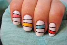 Mani/Pedi Ideas / Things to try on my nails; hands or toes.