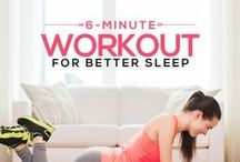 Exercise & Fitness / Fit people sleep better.  / by National Sleep Foundation