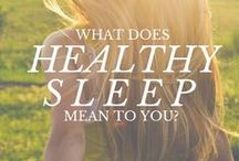 Sleep: The Official Board of the National Sleep Foundation / Explore the various resources, infographics, tools and tips designed by the National Sleep Foundation to help you learn more about healthy sleep.  / by National Sleep Foundation