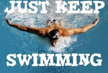 JUST KEEP SWIMMING! / FAVORITE EVENTS: 50 FREE 100 FREE 50 FLY AND 100 FLY! FAVORITE SWIMMERS: MICHAEL PHELPS, RYAN LOCHTE, NATHAN ADRAIN, NATIALE COULGIHUN, MISSY FRANKLIN, AND KATIE HOFF! / by ✨Gene Slu✨