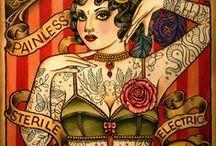 Skin Art / Tattoos