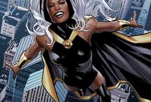 Black comic characters