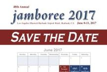"Jamboree / The Southern California Genealogy Jamboree is the largest ""single society"" conference in the U.S..  Managed and produced entirely by SCGS volunteer members, it draws family historians and professional genealogists from North America and beyond."