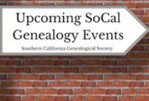 Genealogy Events / Conferences, events, and seminars of interest to genealogists.