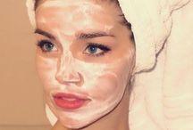 Healthy hair/skin tips / by Courtney Webb