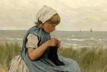 Knitting pictures / by Marjan R.