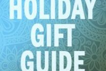 Holiday Gift Guide / Give the gifts you love for a great price. Here's some great ideas from presents to stocking stuffers - that won't break the bank!