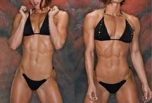 Figure Competition / All bout figure / bodyfitness prep for a competition. Let the gains begin!