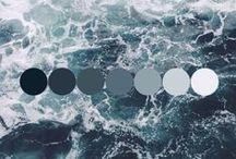 Colour Pallets - Interior Colour Trends / Get inspired you don't have to colour your walls magnolia.   HAUZDECOR: www.hauzdecor.co.uk