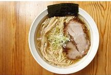 Ramen / Tonkotsu,Soy sauce,Miso,Chicken and more!