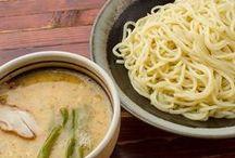 Dipping Noodles / Popular in Japan.Tukemen!