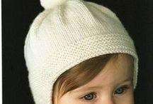 Шапочки, шарфики для детей. / by Larisa Лариса Skrupskaya Скрупская