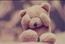 Teddy bear / Ours et nounours