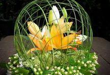 Que les fleurs sont belles / Compositions florales