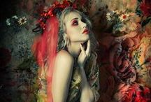 J'aime / couleurs et textures