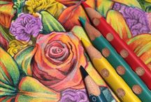 Sam's Colouring Tutorials / Coloring for Adults; Tutorials and How to ...