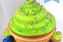 Torrance Bakery Cakes / Our personal collection of custom cakes that we've made in the past!