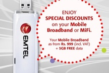 Devices / Services offered by Emtel