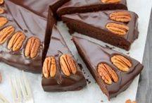 Ciasta czekoladowe i kakaowe